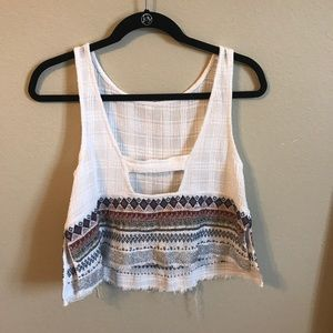 Urban Outfitters Apron Tank